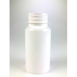 Pilulier Biodégradable 150ml PLA (Bioplastic) blanc