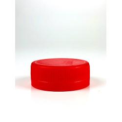 Capsule rouge Inviolable avec lèvre autojointante 38mm