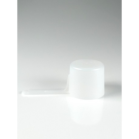 CUILLERE DOSEUSE 70ML PS BLANC