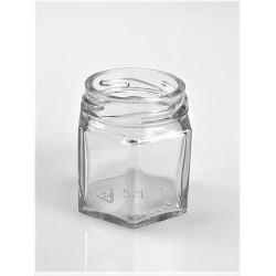 Pot Hexagonal 47 ml