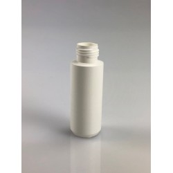 Bouillotte cylindrique 60 ml blanche