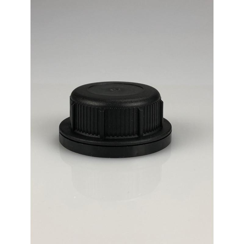 Bouchon SK 45/26 à vis noir inviolable par lot de 10