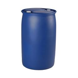 Fût plastique 2 bondes 220L