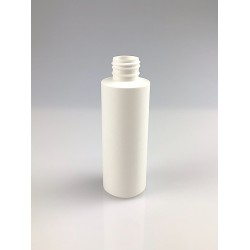 BOUILLOTTE CYLINDRIQUE BLANCHE 125 ML 24/410